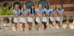 Xavier women's golf team Rio Verde Collegiate Champs